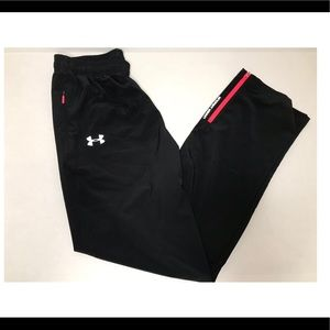 🚨20% off 🚨 black Under Armour running pants.